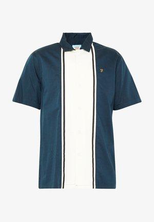 HOUSTON SHIRT - Shirt - farah teal