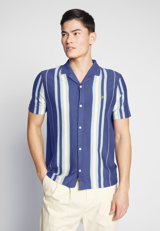 HEISIG - Skjorta - dusky blue