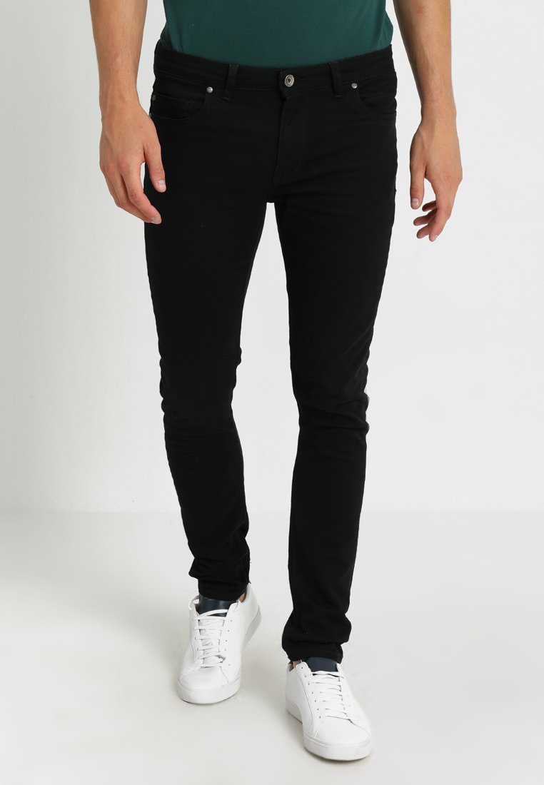 Farah - DRAKE - Trousers - black