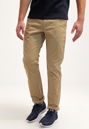 ELM - Pantalones chinos - light sand