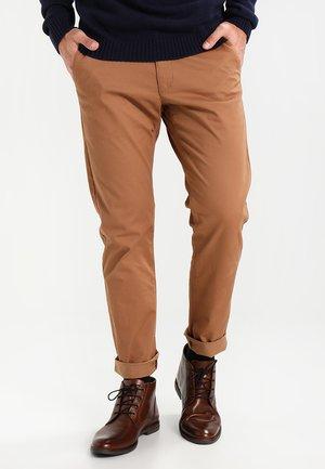 ELM - Chino kalhoty - camel