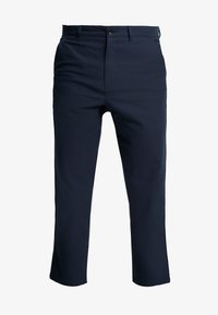 Farah - HAWTIN CROP HOPSACK - Chino kalhoty - true navy - 3