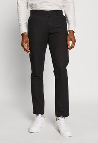 Farah - Chinos - deep black - 0