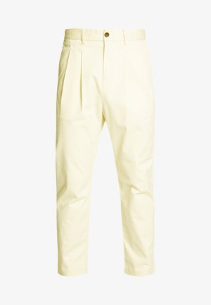 CASEY TROUSER - Chinos - farah yellow