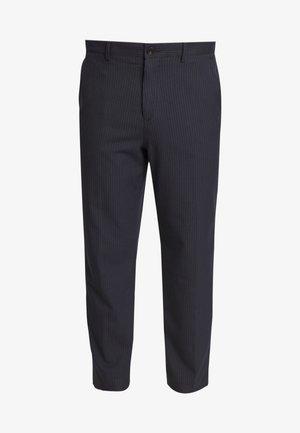HAWTIN CROP SUMMER  - Chino kalhoty - true navy