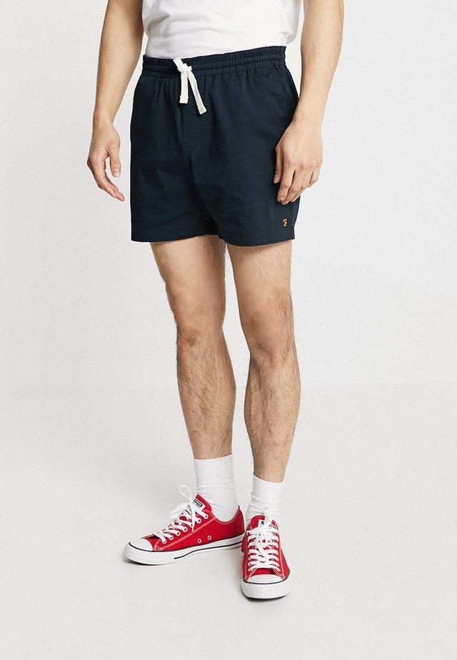 VAL STRETCH DRAWSTRING - Shorts - true navy