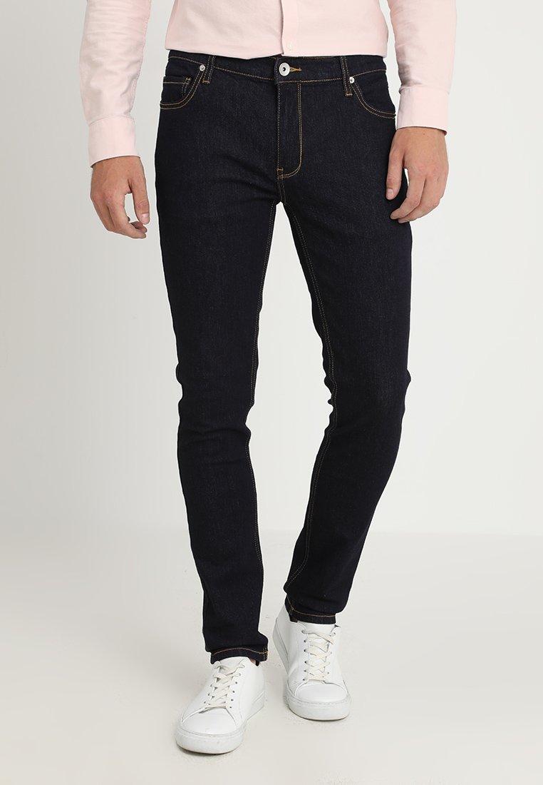 Farah - DRAKE STRETCH - Slim fit jeans - rinse denim