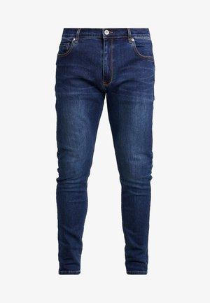 DRAKE STRETCH - Jeans slim fit - dark-blue denim