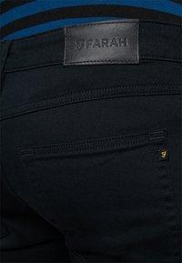 Farah - DRAKE - Jeans slim fit - black - 5
