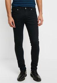 Farah - DRAKE - Jeans slim fit - black - 0