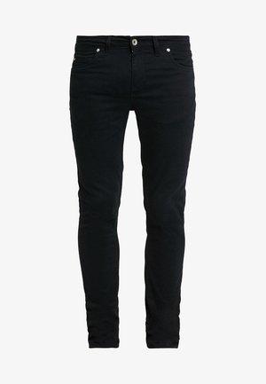 DRAKE - Slim fit -farkut - black