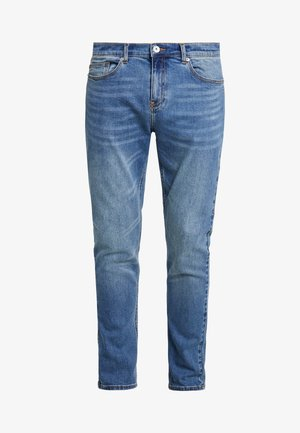 DAUBENEY STRETCH - Straight leg jeans - worn indigo