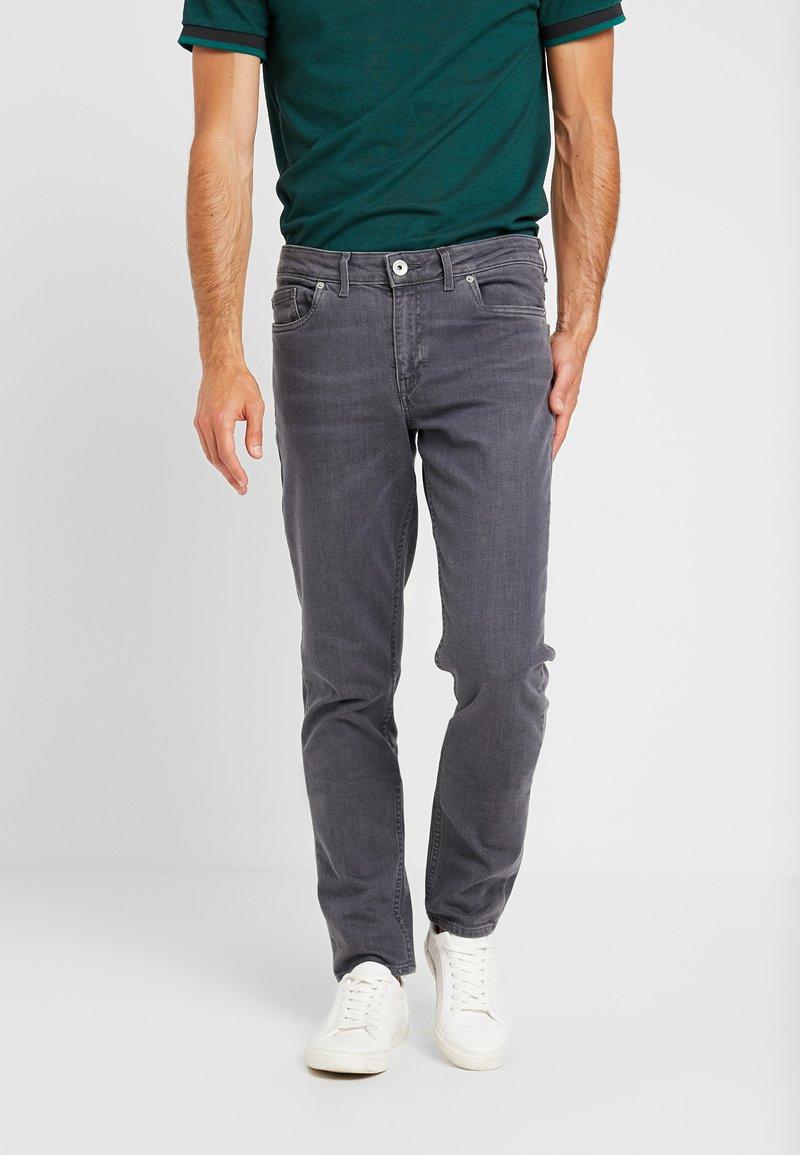 Farah - DAUBENEY - Slim fit jeans - mid grey