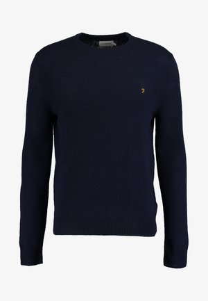 THE ROSECROFT CREW NECK  - Strickpullover - true navy