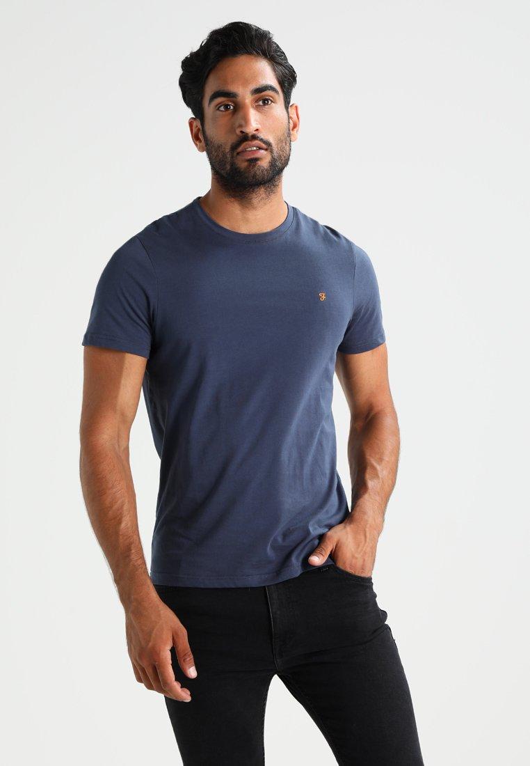 Farah DENNY SLIM FIT - T-shirt basic - new navy