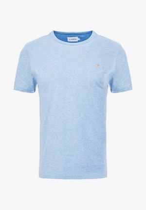 DENNIS SOLID TEE - T-shirt basic - boy blue marl