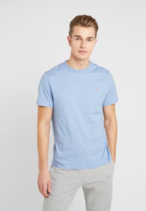 DENNIS SOLID TEE - T-shirt basique - boy blue marl
