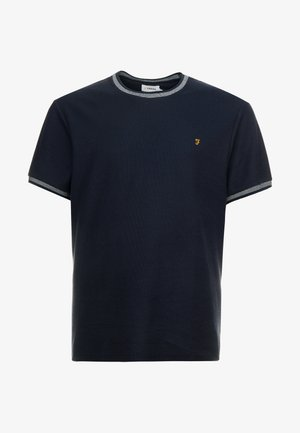 PLUS POTTER TEE - T-shirt z nadrukiem - true navy