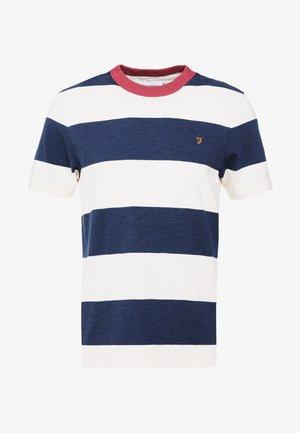 WATSON TEE - T-shirt print - yale marl
