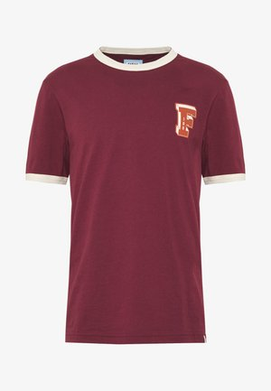 BLISS TEE - T-shirt print - farah raspberry