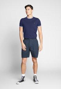 Farah - TEXAS TEE - T-shirt basic - true navy - 1