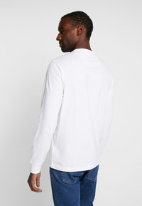 Farah - WORTH TEE - Long sleeved top - white - 2