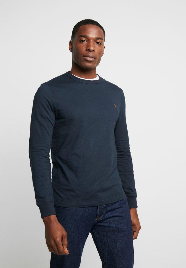 WORTH TEE - Långärmad tröja - true navy