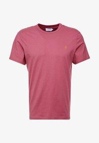Farah - DENNIS SOLID TEE - T-shirt - bas - azalea - 4