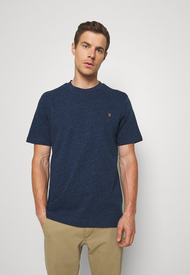 ASHBURY - Basic T-shirt - yale marl