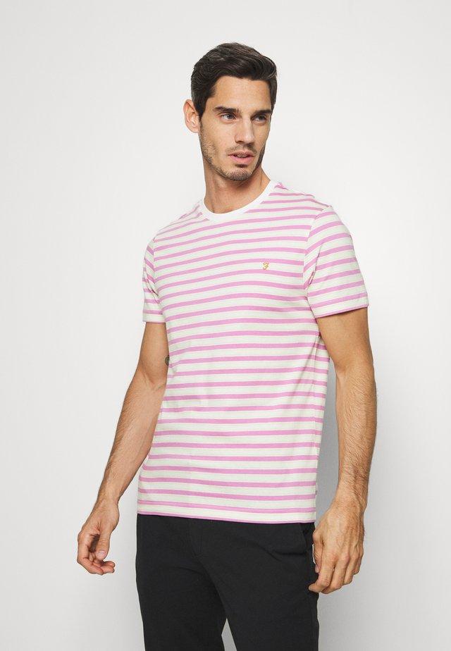 INDIA - T-shirt print - ecru