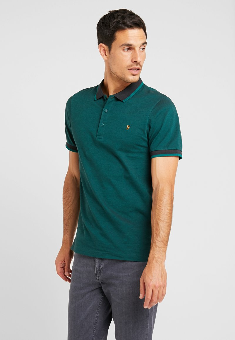 Farah - BASEL - Polo shirt - grass