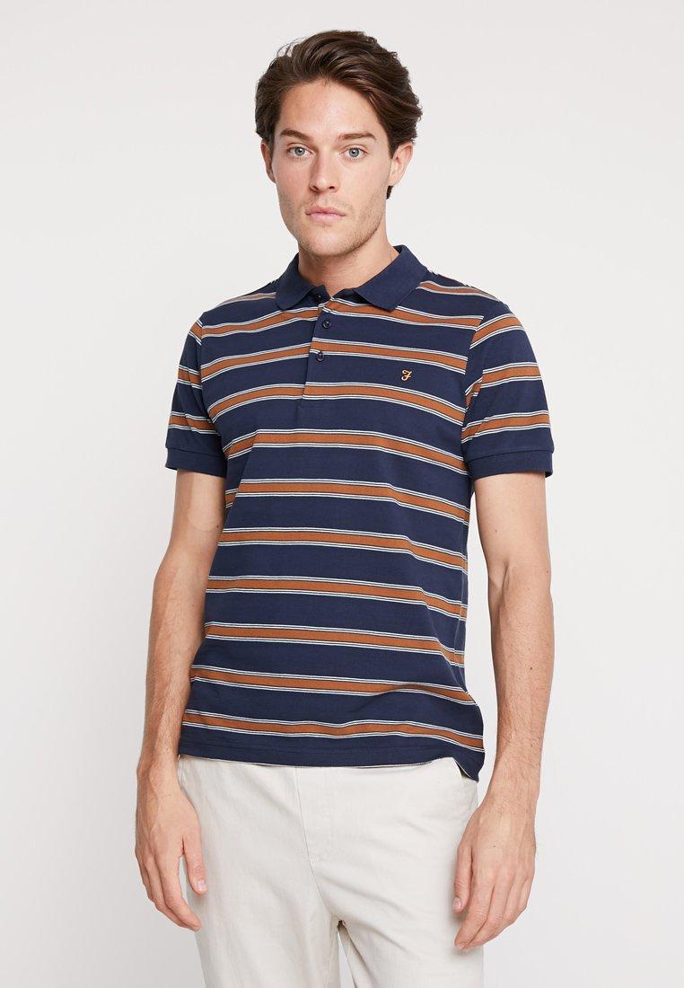 Farah - SEFTON STRIPE  - Polo shirt - yale