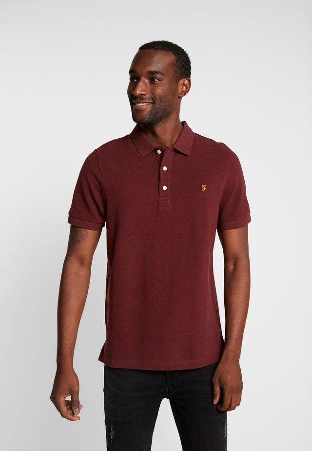 BLANES  - Poloshirts - farah red