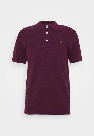 BLANES  - Polo shirt - hippie purple marl