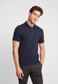 Farah - BLANES  - Poloshirt - true navy - 0