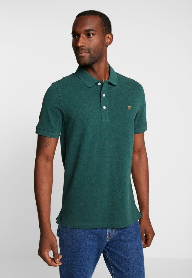 BLANES  - Poloshirt - bright emerald marl