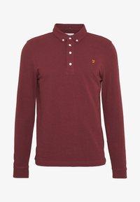 Farah - RICKY  - Koszulka polo - red - 4