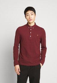 Farah - RICKY  - Koszulka polo - red - 0