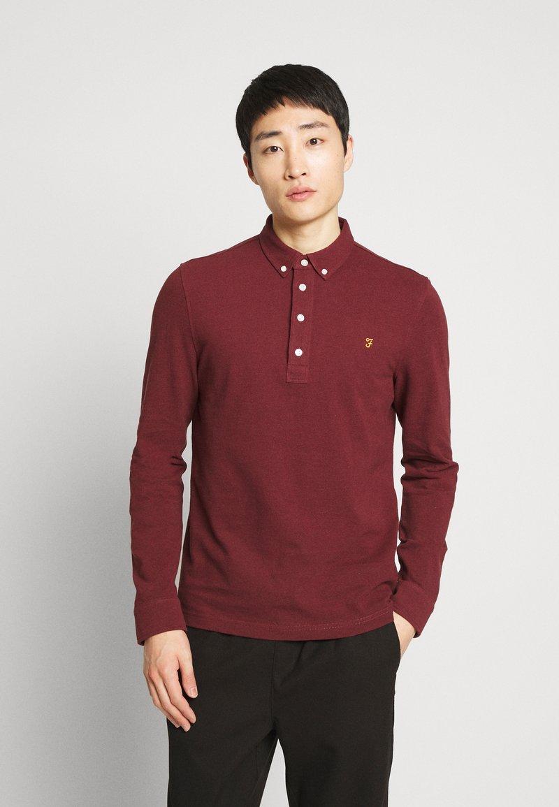 Farah - RICKY  - Koszulka polo - red