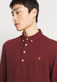 Farah - RICKY  - Koszulka polo - red - 5