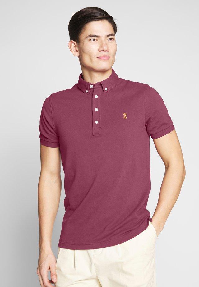 RICKY - Koszulka polo - raspberry