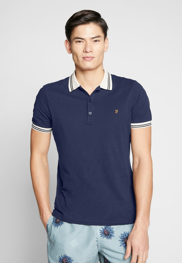 STANTON - Polo shirt - true navy