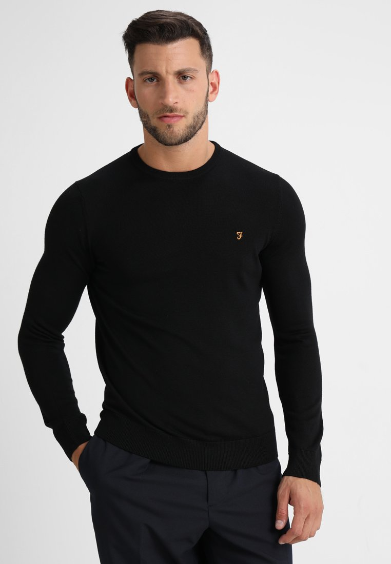 Farah - MULLEN  - Jumper - black