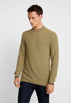 BAILEY CREW NECK - Neule - talbot yellow