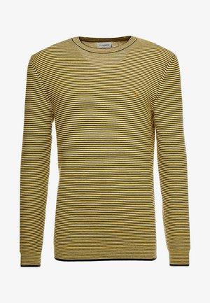 BAILEY CREW NECK - Sweter - talbot yellow