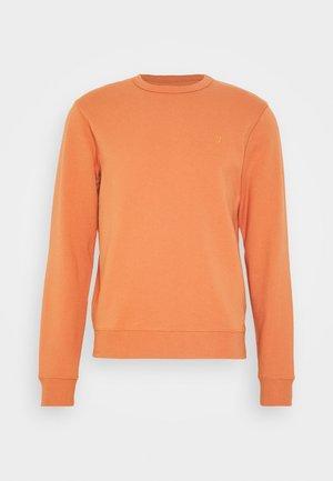 TIM CREW - Sweatshirt - moroccan orange