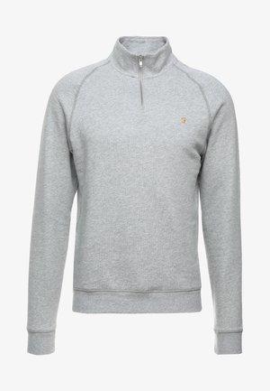 JIM ZIP - Collegepaita - light grey