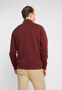 Farah - JIM ZIP - Sweatshirt - farah red - 2