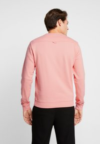 Farah - PICKWELL GARMENT WASHED - Sweatshirt - peach - 2