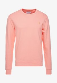 Farah - PICKWELL GARMENT WASHED - Sweatshirt - peach - 4